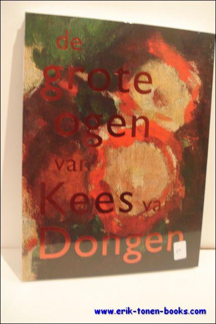 - grote ogen van Kees van Dongen