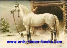 Quadekker,  EERELMAN, O. - Paardenrassen Kunstalbum van 41 ORIGINELE LITHO'S afbeeldingen naar schilderijen van Otto Eerelman. Met beschrijvingen door E.A.L. Quadekker. Horses, lithografisch, Chevaux FIRST EDITION !!