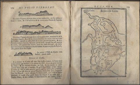 BOUGARD, Raulin; - LE PETIT FLAMBEAU DE LA MER, ou le véritable guide des pilotes côtiers; où il est clairement enseigné la manière de naviguer le long de toutes les côtes de France, d'Angleterre, d'Irlande, d'Espagne, de Portuga