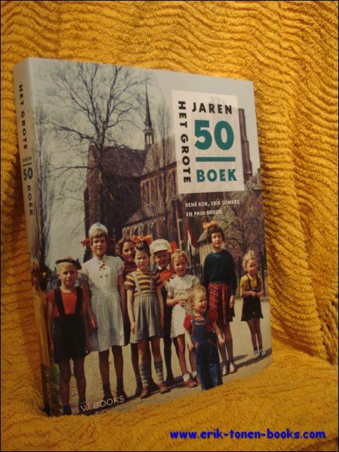 PAUL BROOD - Grote Jaren 50 Boek