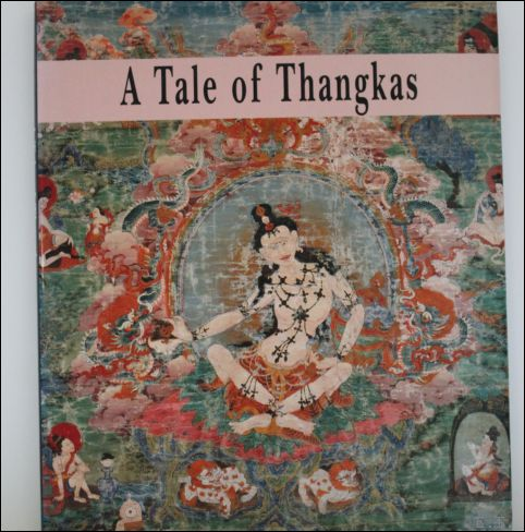 Pia van der Wee; Louis van der Wee / Bart Huysmans. - tale of thangkas living with a collection